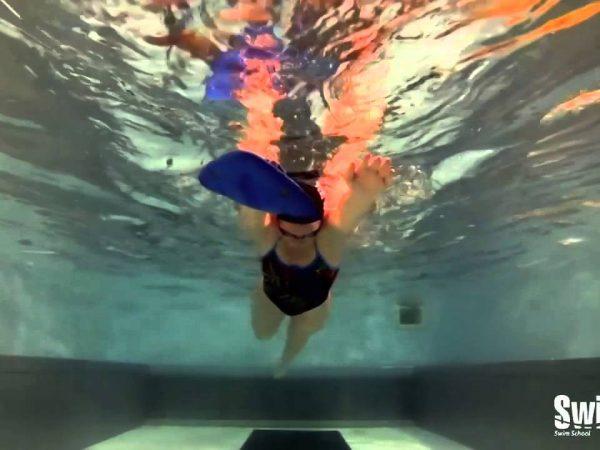 良い泳ぎを作っていく為のバランス調整ドリル方法