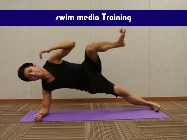 体幹を安定させられる超上級者向けのスタビライゼーショントレーニング