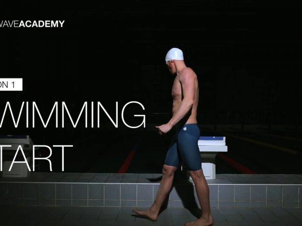 水泳のスタートを上手くなる為に意識したい3つのポイント