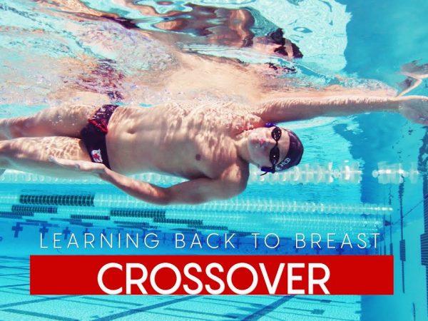 背泳ぎから平泳ぎのバケットターンを習得するための5ステップ練習法