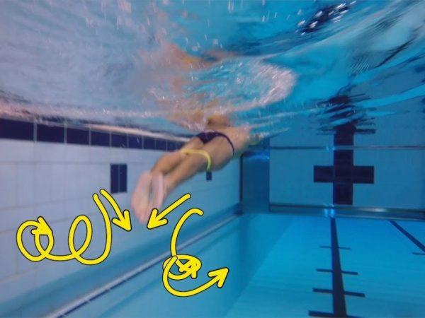 平泳ぎを更にワンレベルアップするための少し変わった練習方法