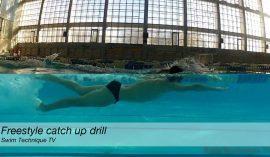 泳ぎを整えよう!キャッチアップドリルの目的とやり方