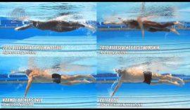 オープンウォーターの試合に出て、上手く泳げない原因とは?2つのポイント